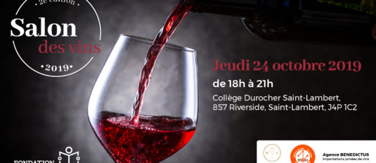 Deuxième édition du Salon des vins